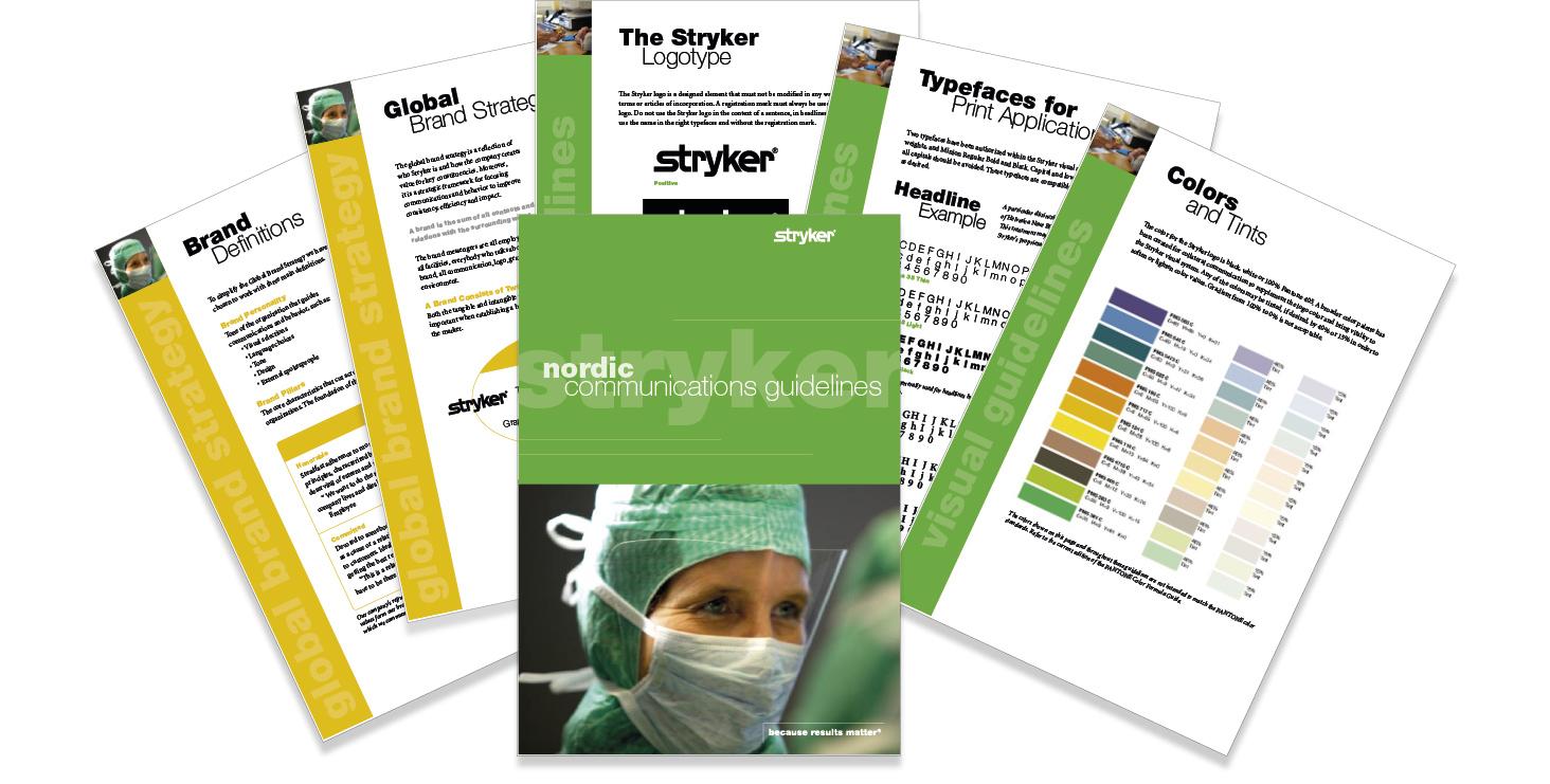 Styker-kommunikationsplattform