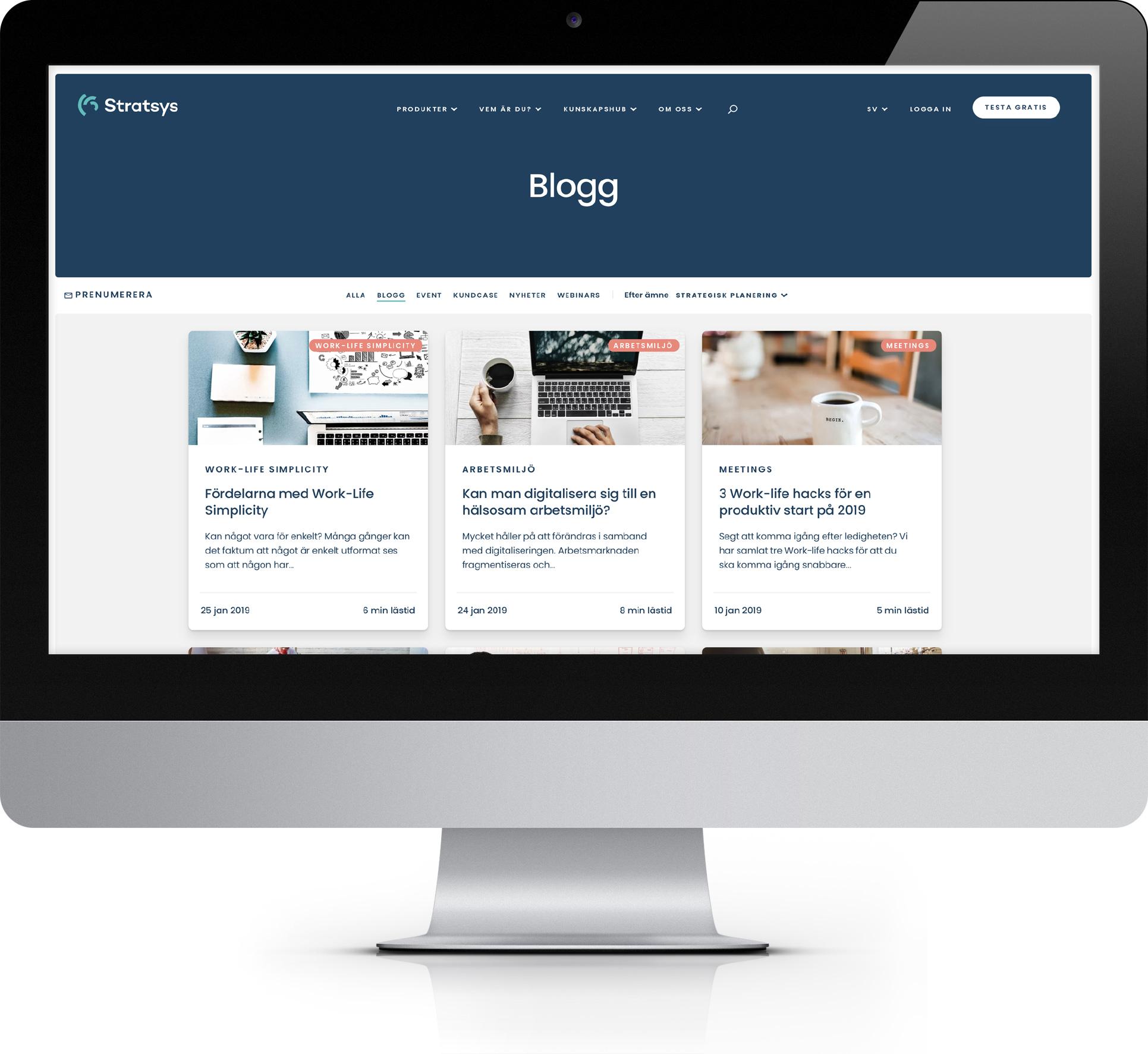 Sveriges bästa branschblogg management