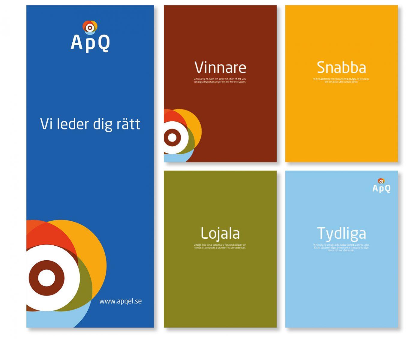 APQ Kommunikationskoncept