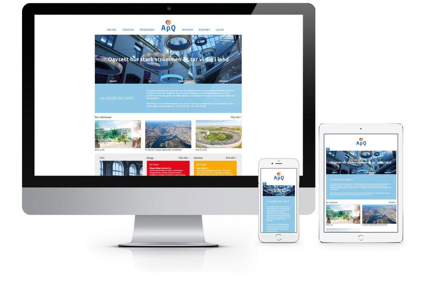 APQ web