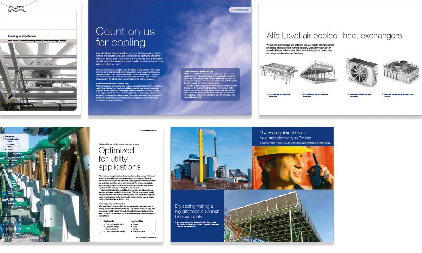 Alfa Laval Interactive brochure
