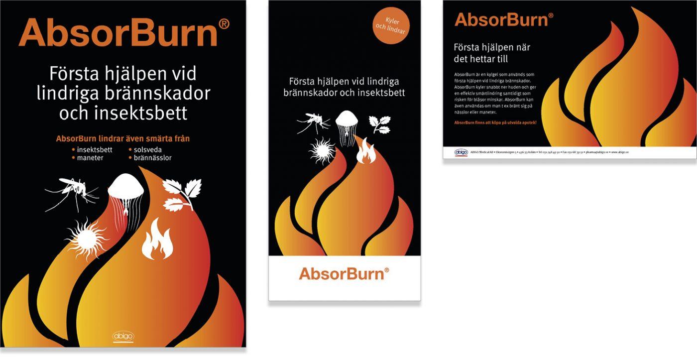 Abigo Medical AbsorBurn