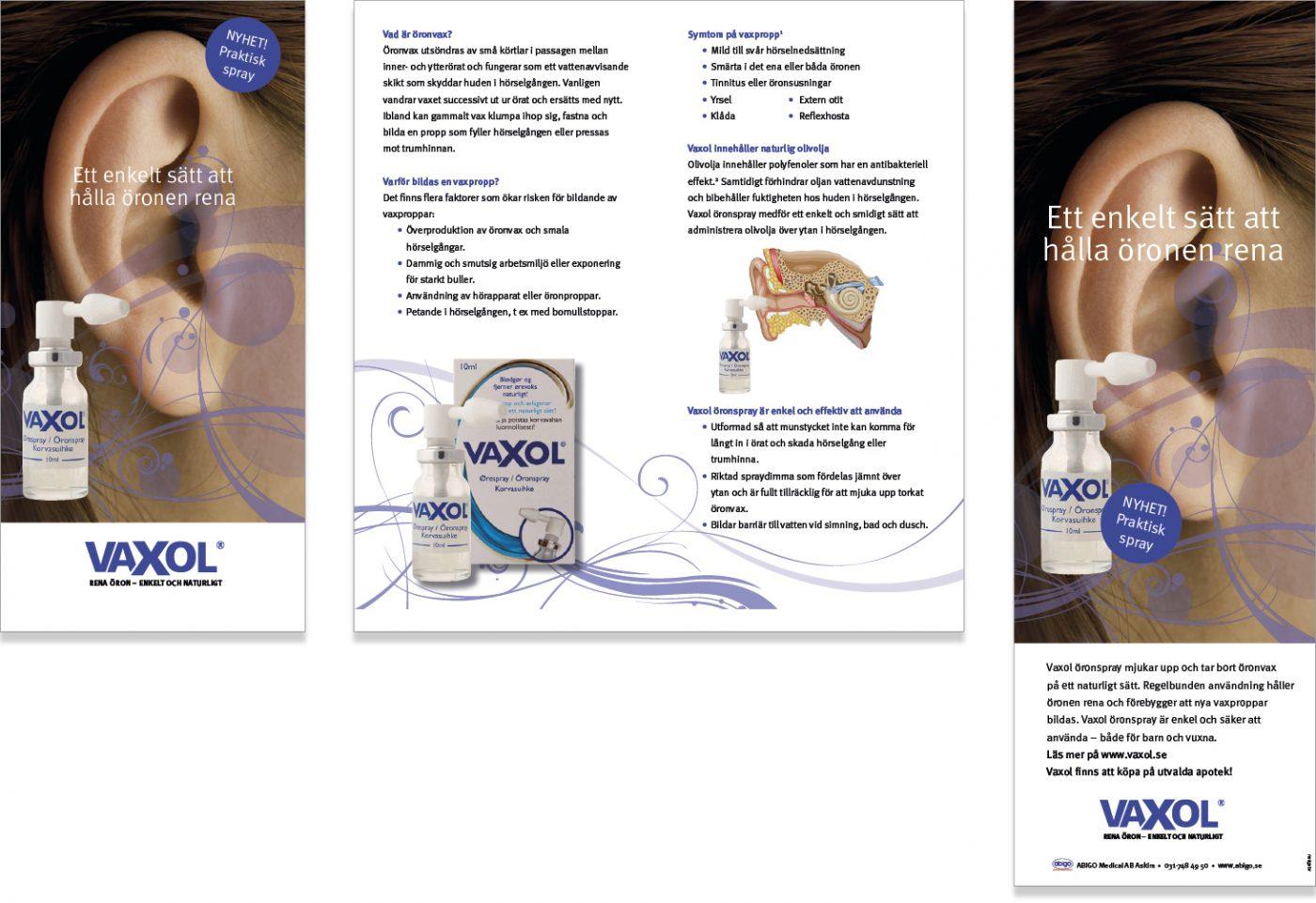 Abigo Medical Vaxol