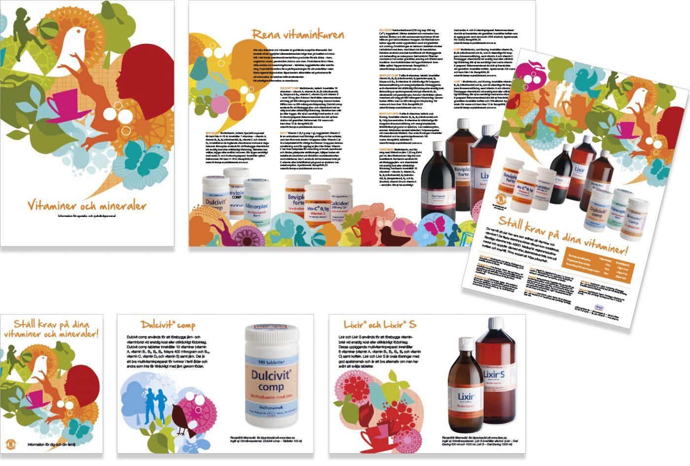 Abigo Medical Vitaminer och mineraler