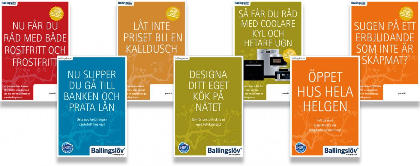 Ballingslöv Lokalannonsering