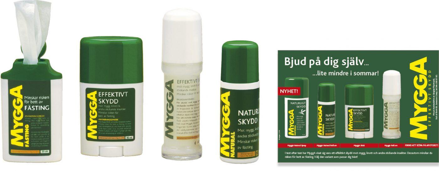 Bioglan Pharma Mygga