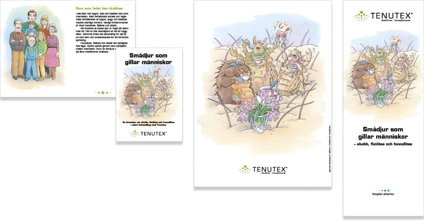 Bioglan Pharma Tenutex