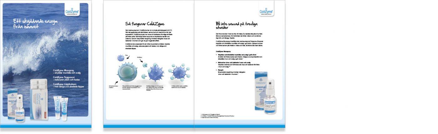 Enzymatica säljstod