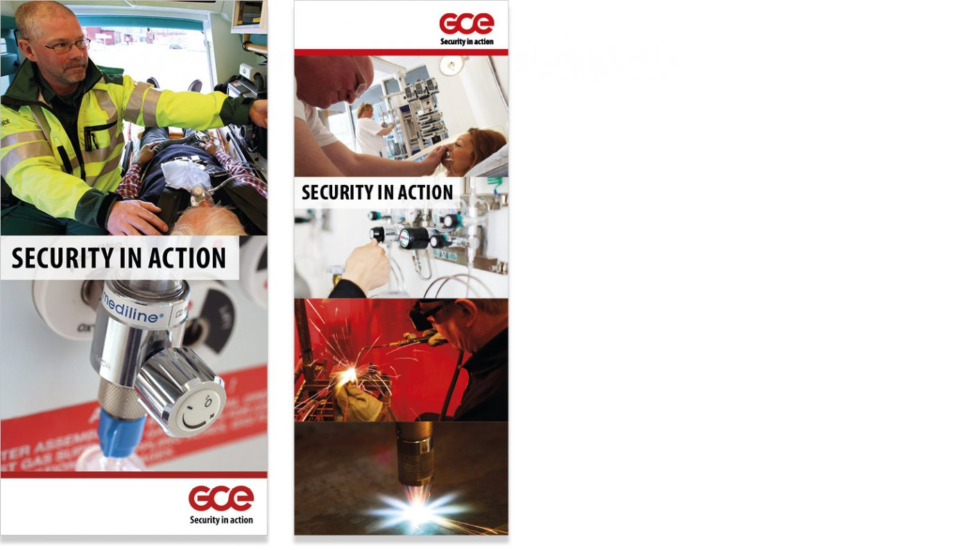 GCE Group Banners och roll-ups