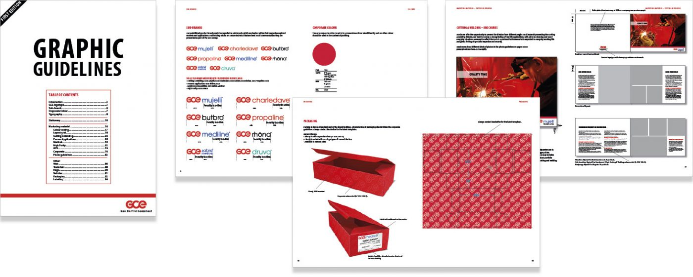 GCE Group Corporate identity 1