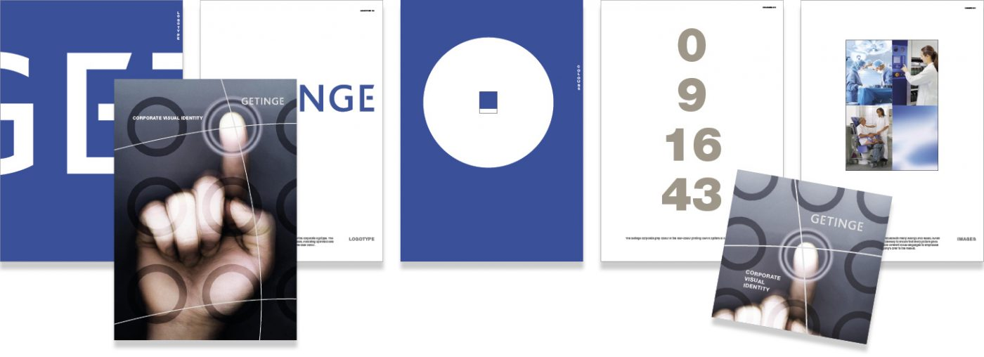 Getinge Corporate Identity