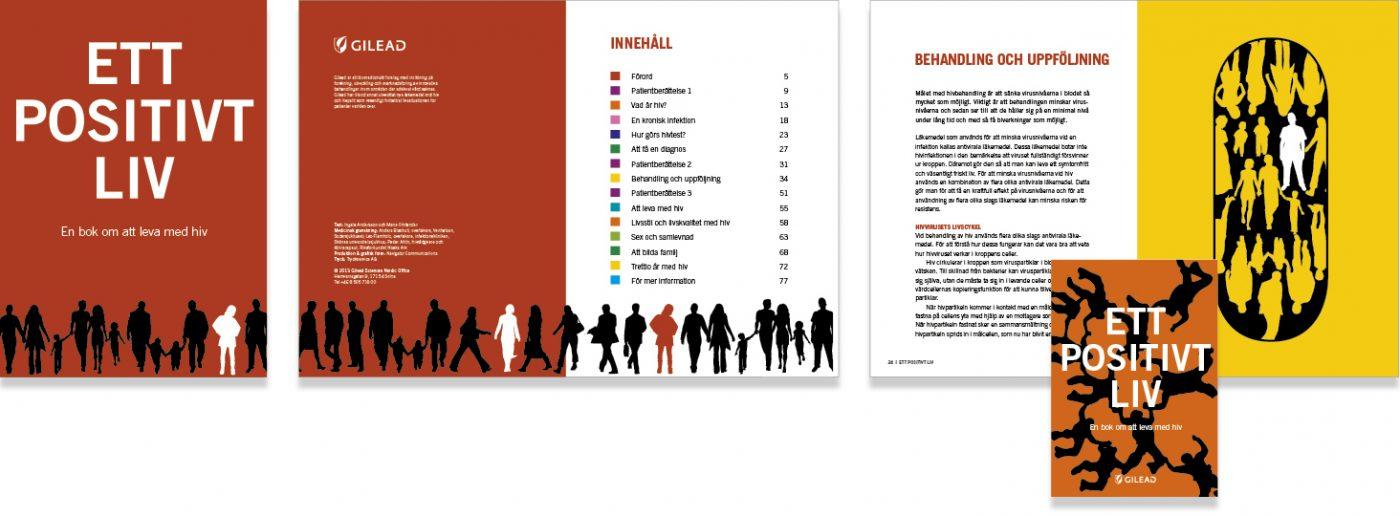 Gilead HIV bok