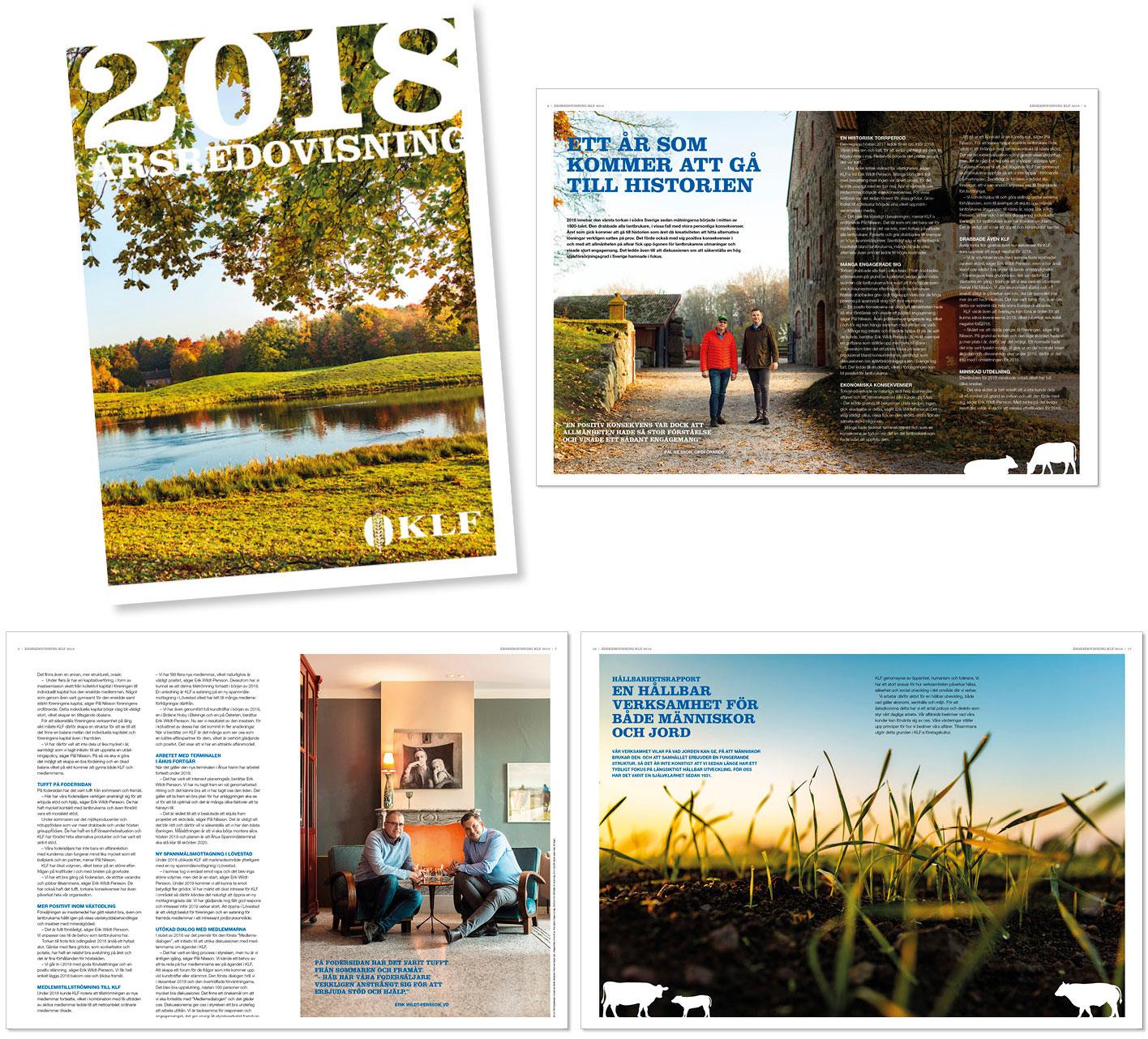 KLF Årsredovisning 2018