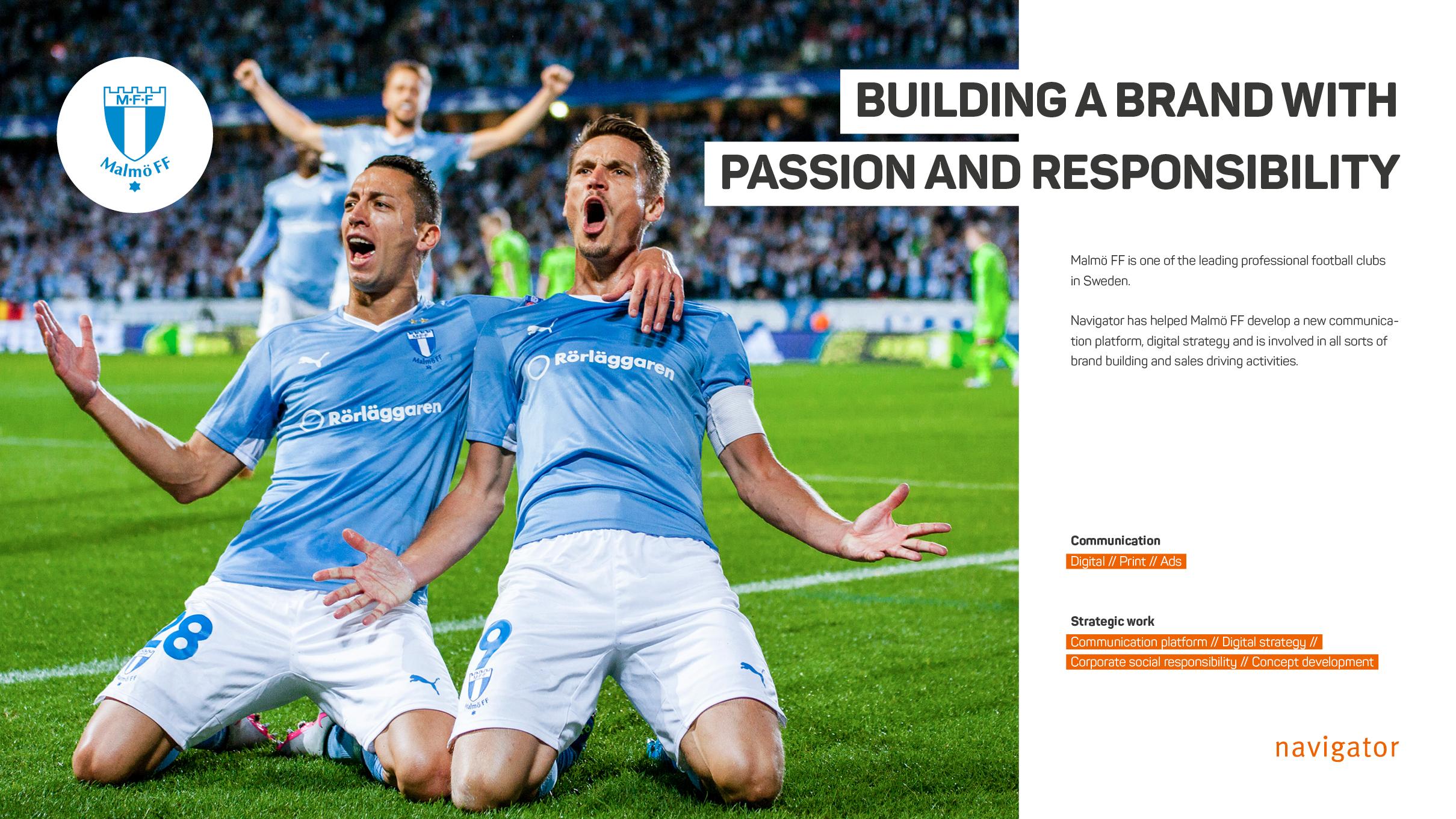Malmö FF case