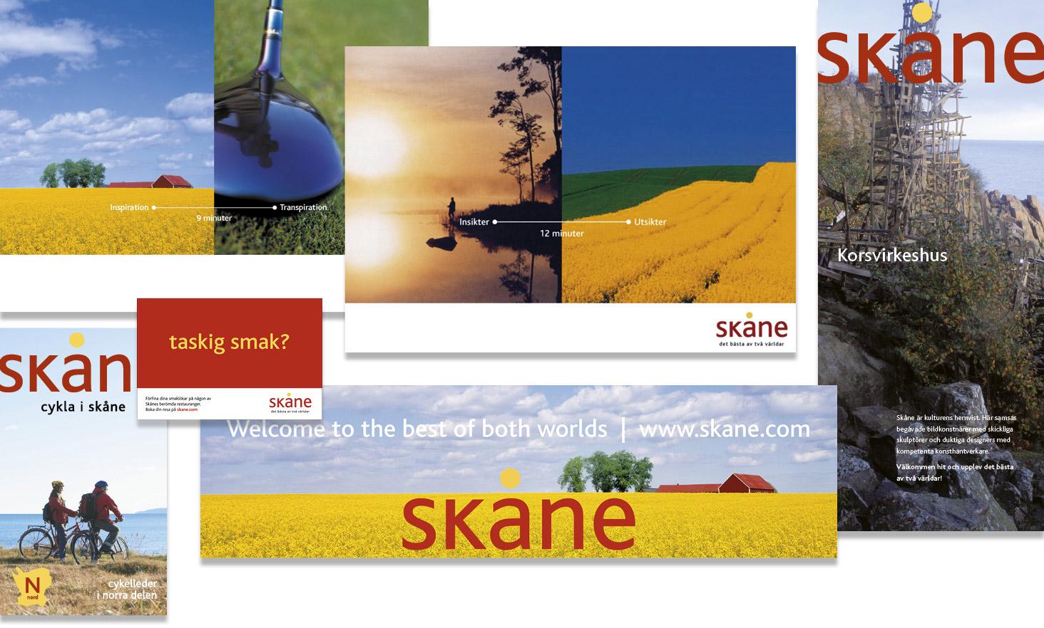 Varumärket Skåne Kommunikationsplattform 2