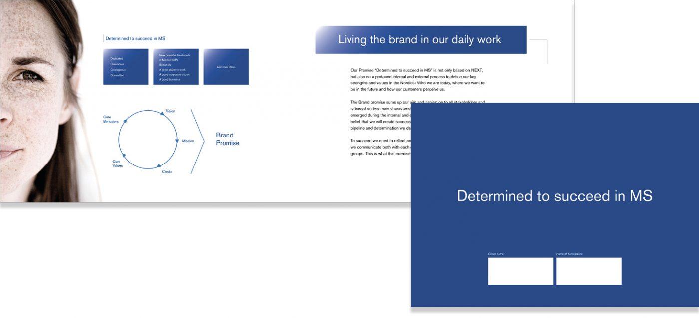 Biogen Corporate-kommunikation