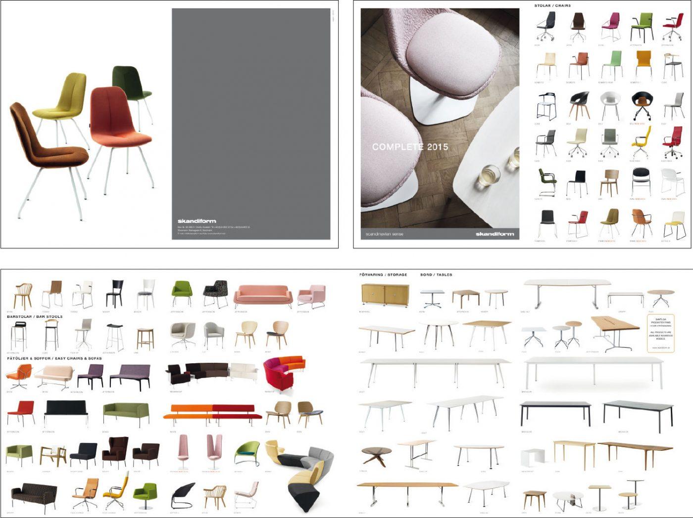 skandiform Katalog