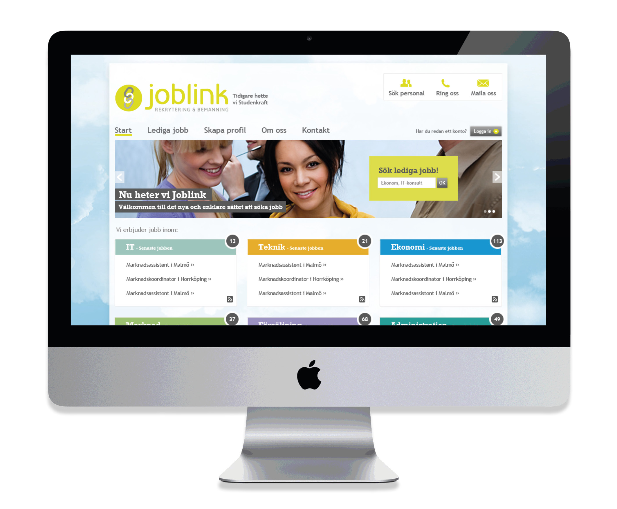 Joblink webb